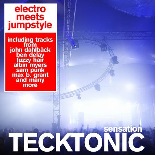 Album Art - Tecktonic Sensation - Electro Meets Jumpstyle