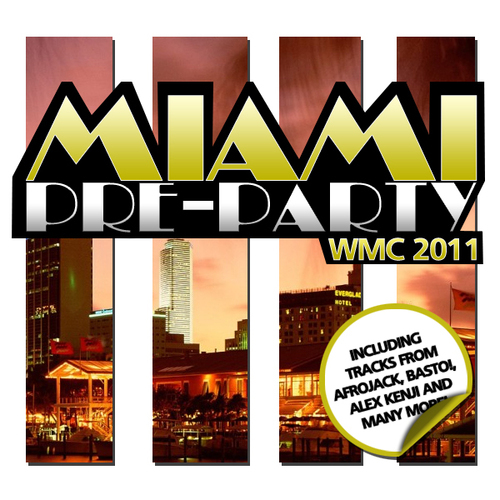 Album Art - Miami Pre-Party 2011