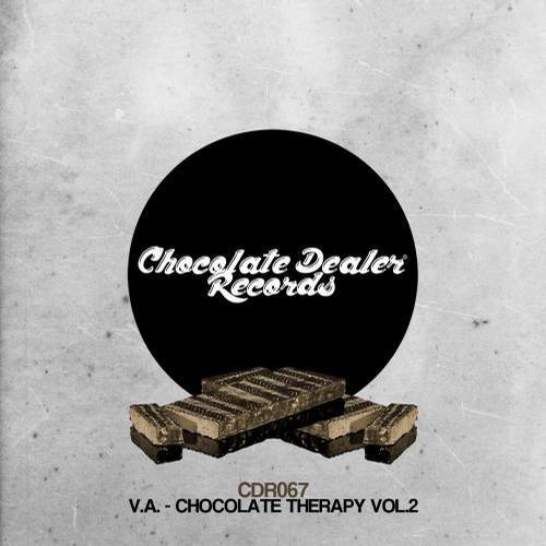 Chocolate Therapy Vol.2 Album Art