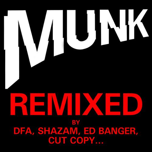 Album Art - Remixed Compilation