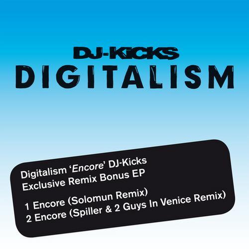 Album Art - Encore (DJ Kicks Exclusive Remix Bonus EP)