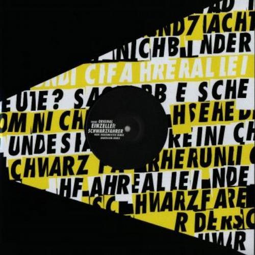 Album Art - Schwarzfahrer