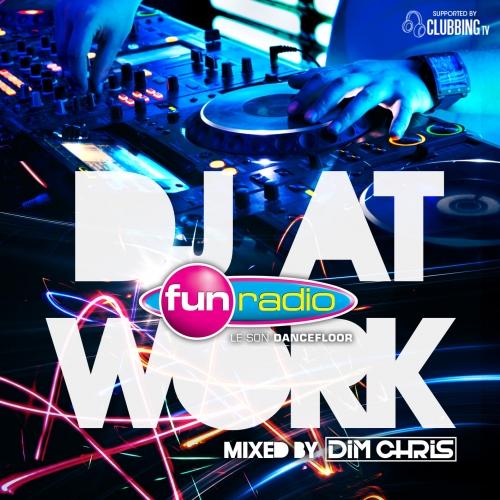 Album Art - Fun Radio DJ At Work