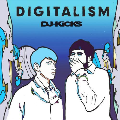 Album Art - Digitalism DJ-Kicks