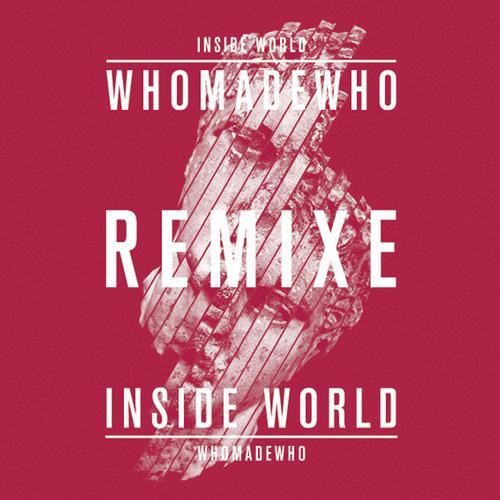Album Art - Inside World Remixes