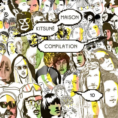 Album Art - Kitsune Maison Compilation 10: The Fireworks Issue