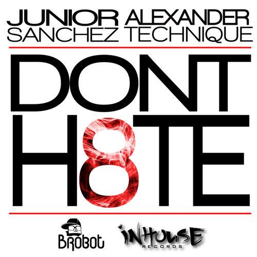 Album Art - Don't H8Te