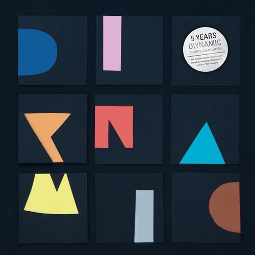 Album Art - 5 Years Diynamic