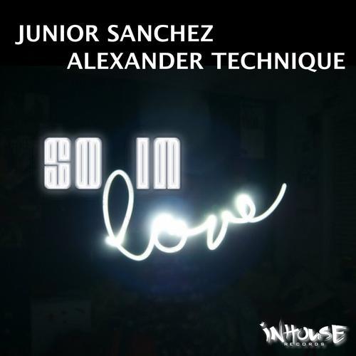 So In Love Album Art