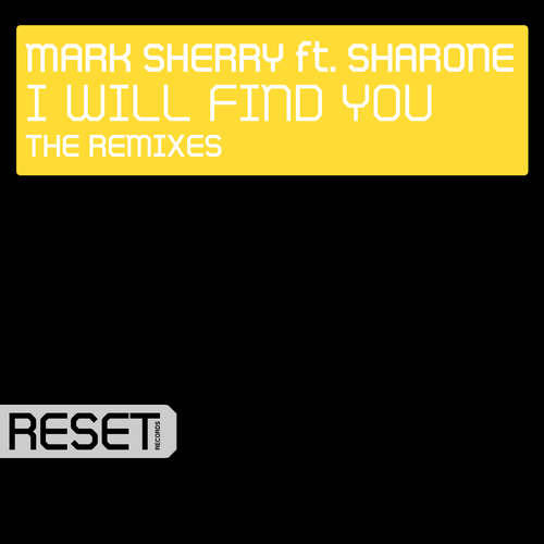 Album Art - I Will Find You (The Remixes)