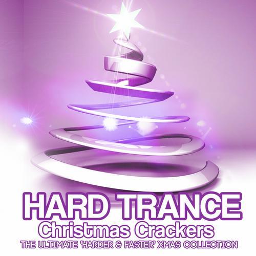 Album Art - Hard Trance Christmas Crackers