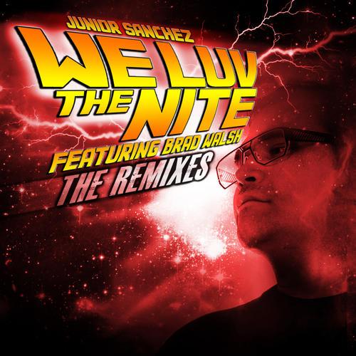 Album Art - We Luv The Nite (Remixes)