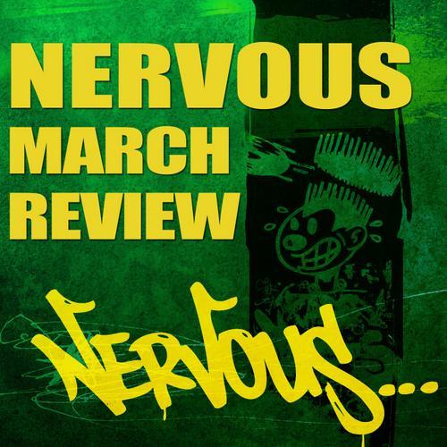 Album Art - Nervous March Review