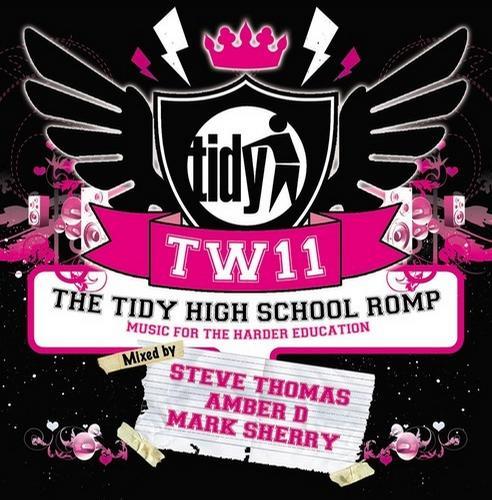 Album Art - Tidy Weekender 11 Live