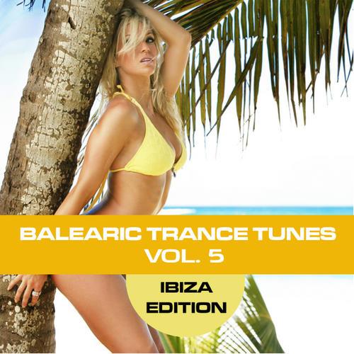 Album Art - Balearic Trance Tunes Volume 5 - Ibiza Edition
