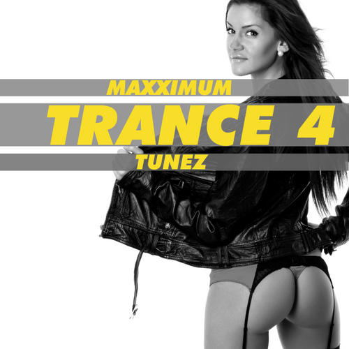 Album Art - Maxximum Trance Tunez 4