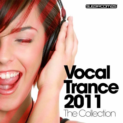 Album Art - Vocal Trance 2011 - The Collection