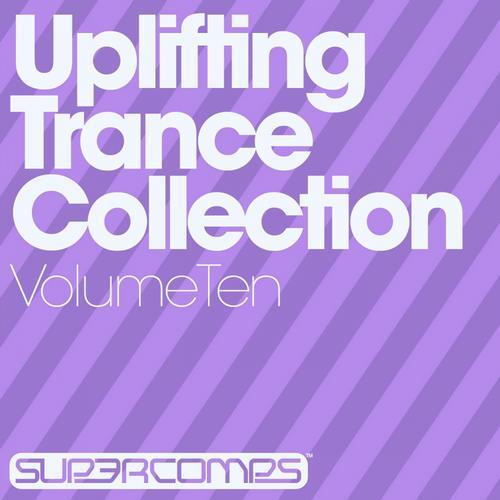 Album Art - Uplifting Trance Collection - Volume Ten