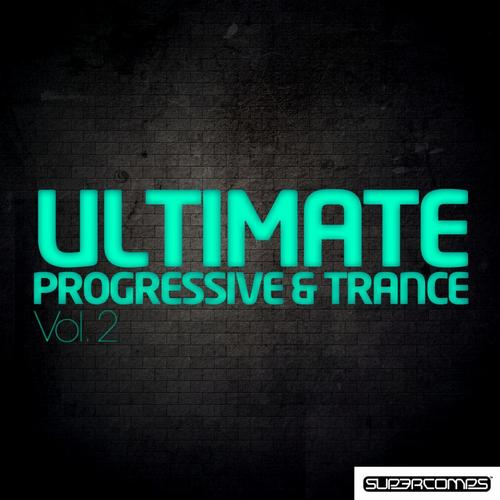 Album Art - Ultimate Trance & Progressive Volume Two