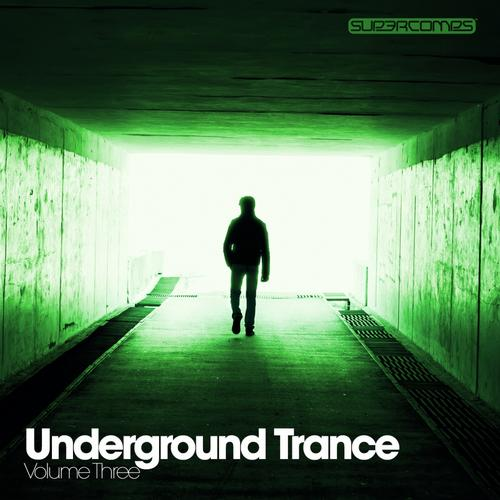Album Art - Underground Trance Volume Three