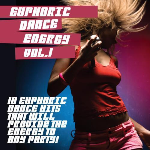 Album Art - Euphoric Dance Energy Vol. 1
