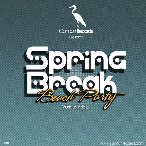 Album Art - Spring Break (Beach Party)
