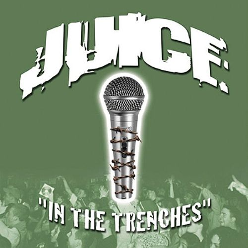 Album Art - In The Trenches / For My Writers