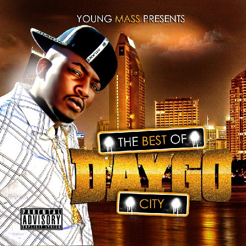 Album Art - Young Mass Presents: The Best Of Daygo City