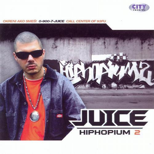 Hiphopium 2 Album Art