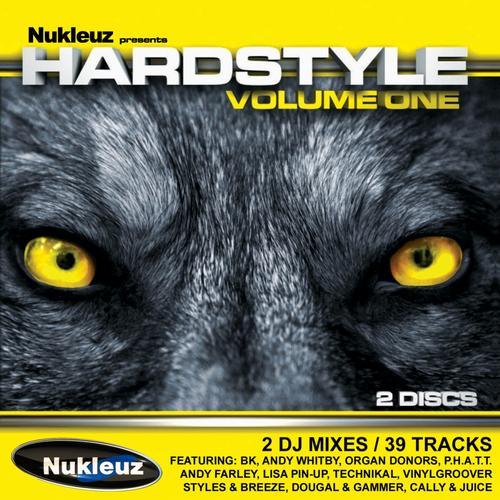 Album Art - Hardstyle Volume 1: Mixed By Nukleuz DJs