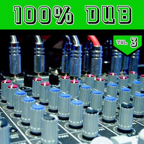 Album Art - 100% DUB Vol. 3