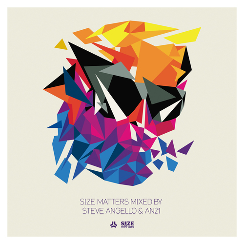 Album Art - Size Matters: Mixed By Steve Angello & AN21
