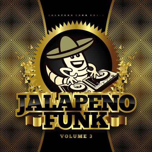 Album Art - Jalapeno Funk Vol. 3