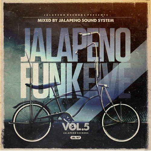 Jalapeno Funk, Vol. 5 Album Art