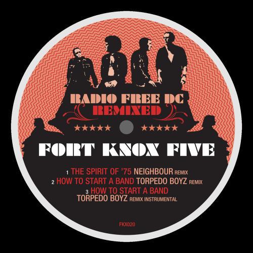 Album Art - Radio Free DC Remixed Vol. 7