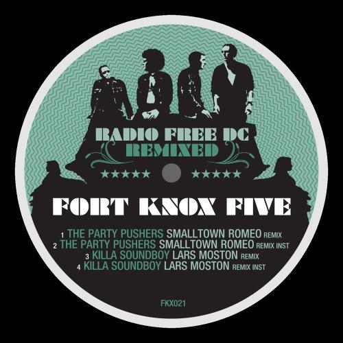 Album Art - Radio Free DC Remixed Volume 8