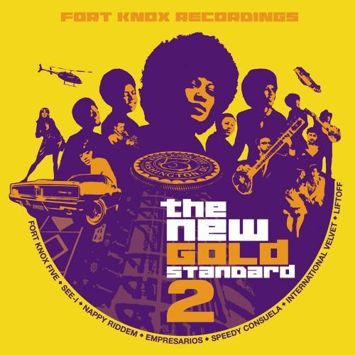 Album Art - The New Gold Standard 2