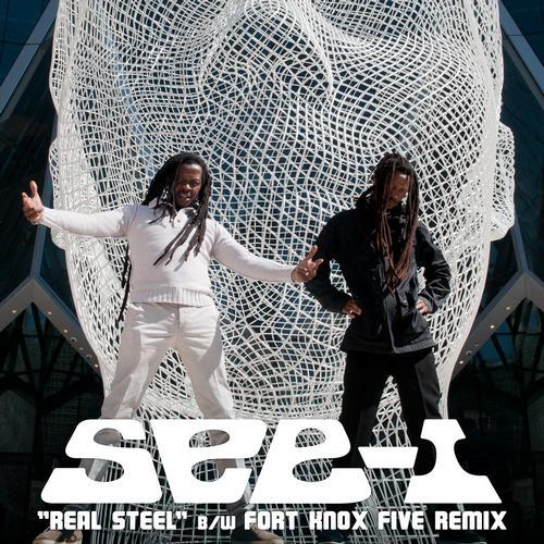 Album Art - Real Steel