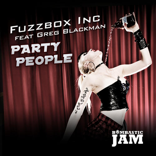 Album Art - Party People