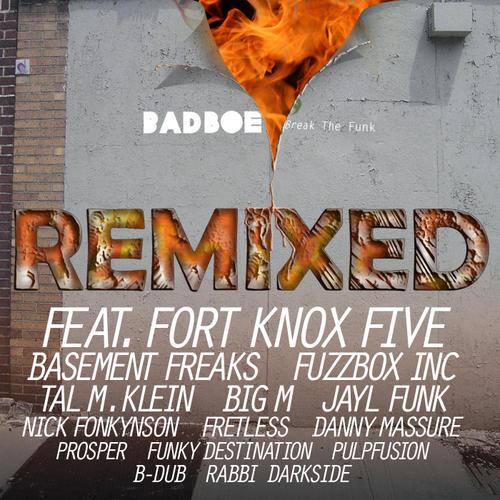 Break The Funk Remixed Album