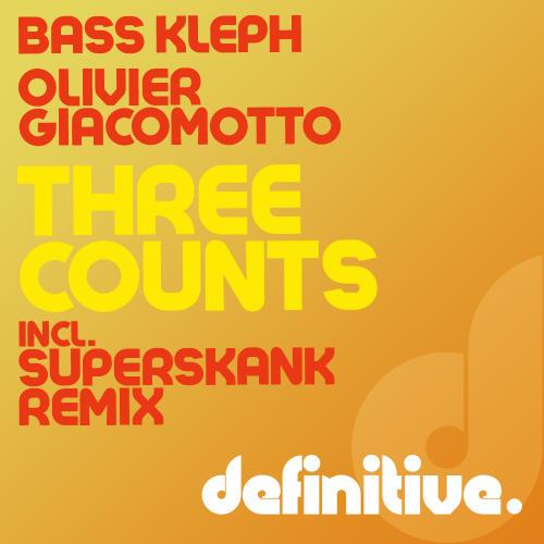 Album Art - Three Counts EP