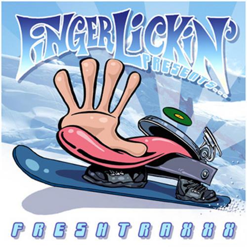 Album Art - Finger Lickin' Export 01- Mixed By Drumattic Twins