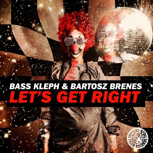 Album Art - Let's Get Right