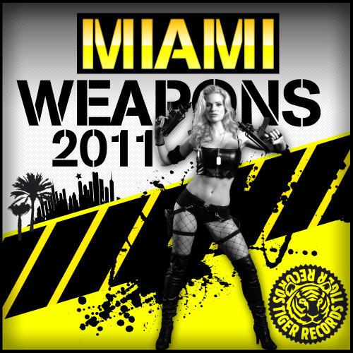 Album Art - Miami Weapons 2011