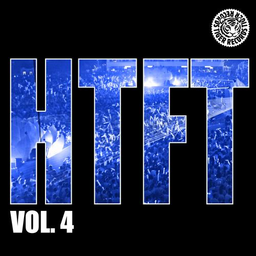 HTFT VOL. 4 (HARD TO FIND TRACKS) Album Art