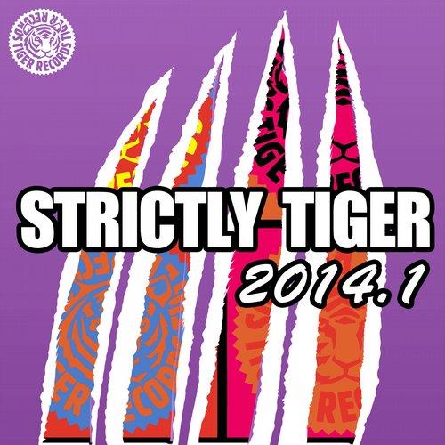 Album Art - Strictly Tiger 2014.1