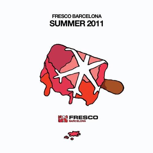 Album Art - Fresco Barcelona Summer 2011