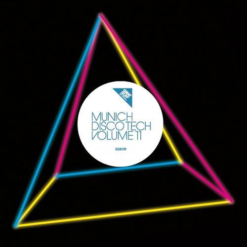Album Art - Munich Disco Tech Volume 11