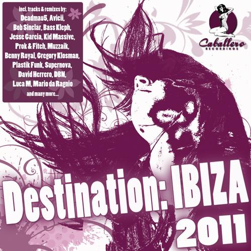 Album Art - Destination: Ibiza 2011