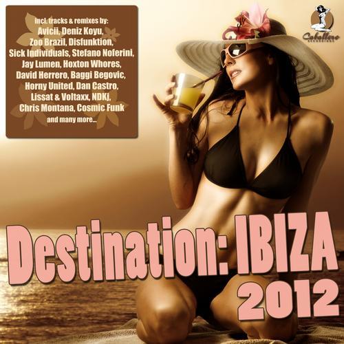 Album Art - Destination: Ibiza 2012